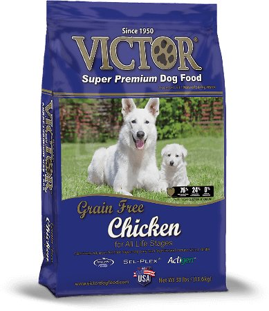 Victor Dog Food No Chicken
