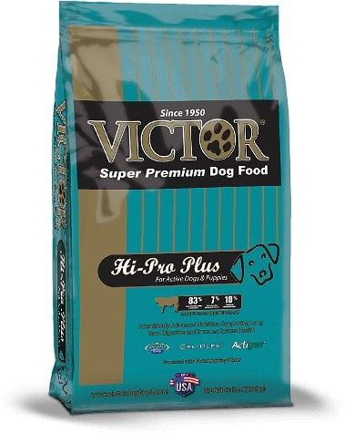Victor Hi Pro Plus Dog Food Reviews