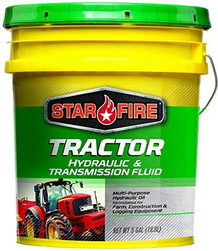 Starfire Universal Tractor Hydraulic Fluid 5 Gal